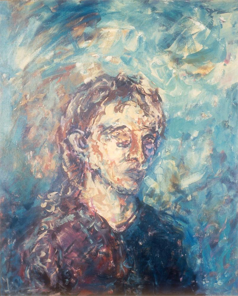 Self Portrait: Angst