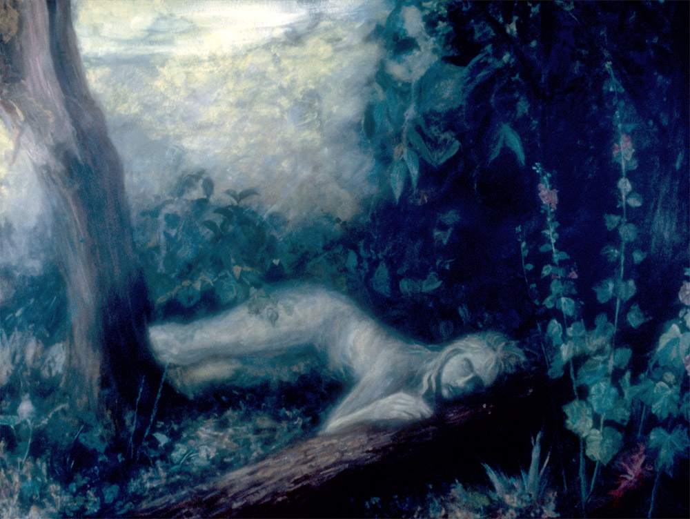 Sleeping with the Earth